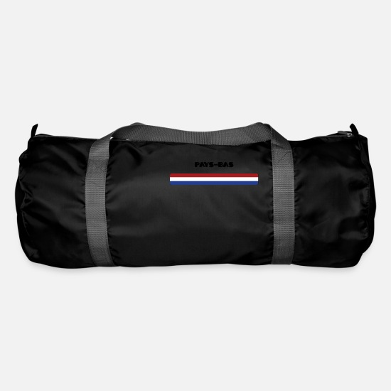 Country Bags & Backpacks - The Netherlands - Duffle Bag black