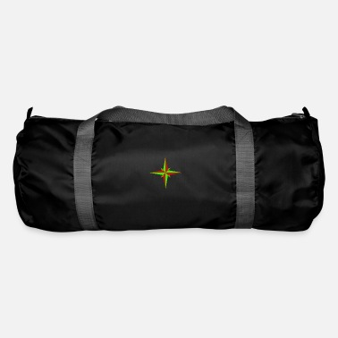 Compass Windrose / compass rose / compass / compass - Duffel Bag