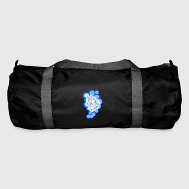 BUBBLE UNICORN - Duffel Bag