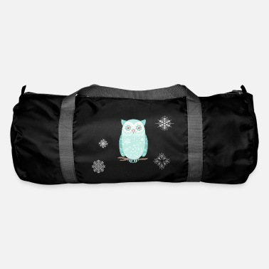 Flake snow flake - Duffle Bag