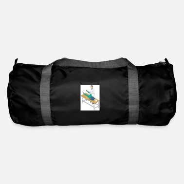 Care Physical Therapist Physiotherapist Health Care - Duffle Bag