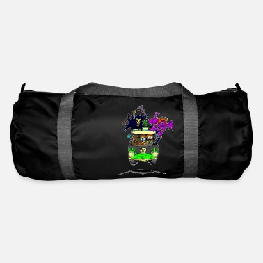 Scooby No Scooby fan art final - Duffle Bag
