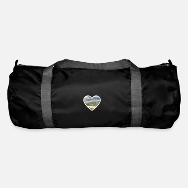 A heart for nature - Duffle Bag