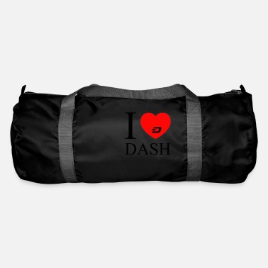 Dash dash black - Duffle Bag