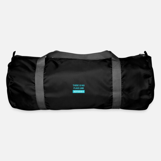 Program Bags & Backpacks - programmer - Duffle Bag black