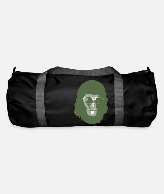 Art Bags & Backpacks - Planet of the Apes - Duffle Bag black
