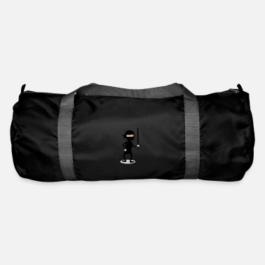Ninjutsu Ninja Fighter Karate Judo Ninjutsu Martial Art - Duffel Bag