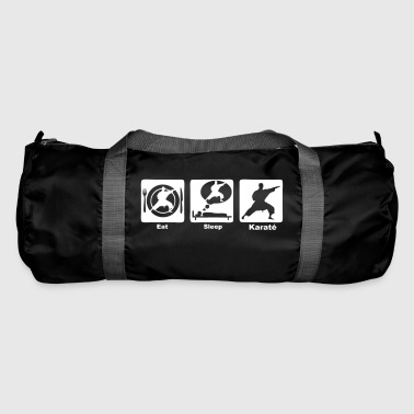 karate eat sleep play - Sac de sport
