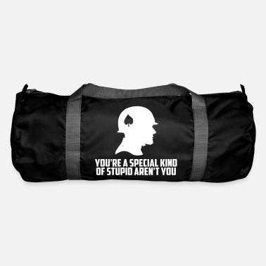 Number your a special hind of stupid ranger quote - Duffle Bag