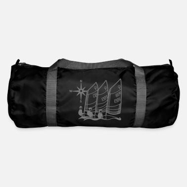 Opti Optimist Sailing Regatta Opti - kids Sailing kids - Duffle Bag