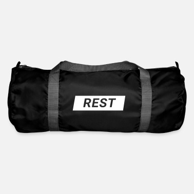 Rest Rest - Duffle Bag