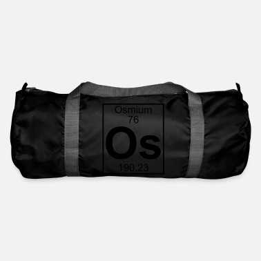 Os Osmium (Os) (element 76) - Duffle Bag