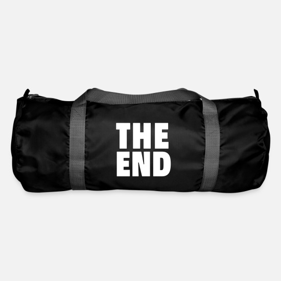 Mexican Bags & Backpacks - The End - Duffle Bag black