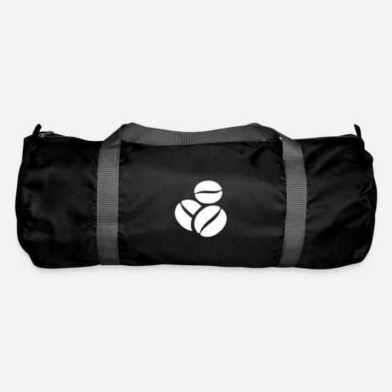 Coffee Bean Bags & Backpacks - Coffee beans - Duffle Bag black