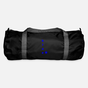Blue Blue blue - Duffle Bag