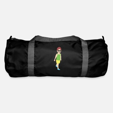 Tourist Tourist - Duffle Bag