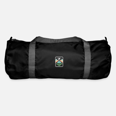 Retro Climate Action - Duffle Bag