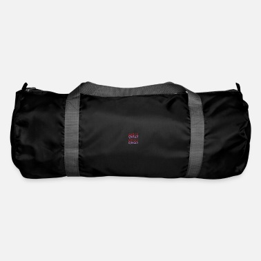 Girl GIRL'S GIRLS GIRLS - Duffle Bag