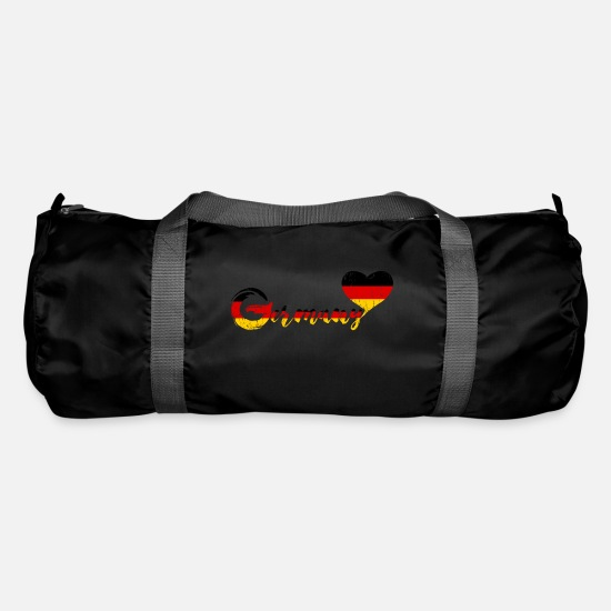 National Team Bags & Backpacks - germany - Duffle Bag black