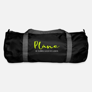 Gag Plans - The Running Gags of Life - Duffel Bag