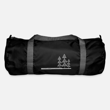 Tree Tree Tree Tree - Duffle Bag
