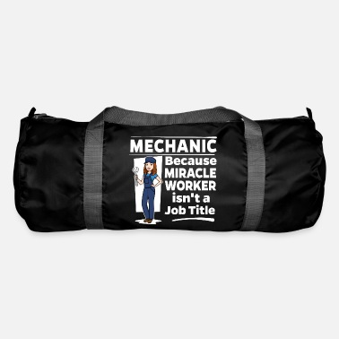 Worker Female Mechanic - Miracle Worker - Sporttas
