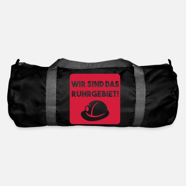 Nordrhein WE ARE THE RUHR AREA (v) - Duffle Bag