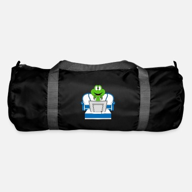 Prince Funny Frog Frog Gamer Game Console - Sac de sport