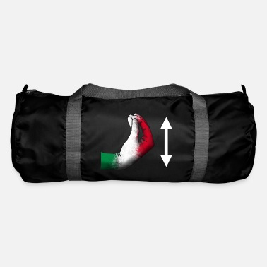 Italian Instructions Italian hand - Duffle Bag