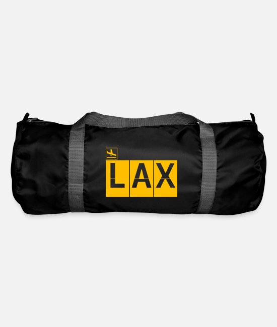 Hollywood Bags & Backpacks - Destination - Los Angeles - Duffle Bag black