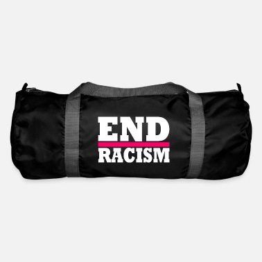 Anti End Racism - Sporttasche