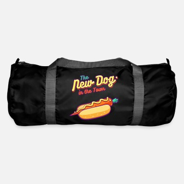 The New Dog in the Town - Duffle Bag