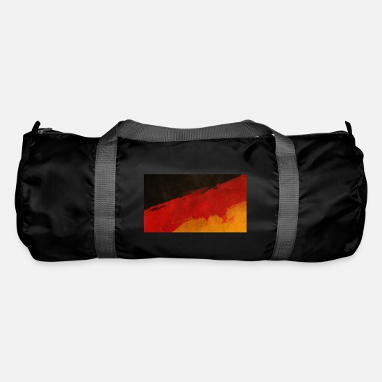 Flag Of Germany Bags & Backpacks - Germany flag !!! - Duffle Bag black