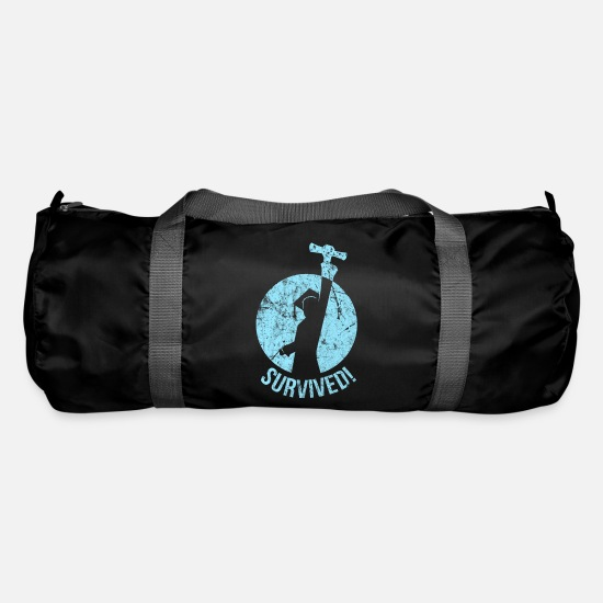 Graduation Bags & Backpacks - Graduation - Duffle Bag black