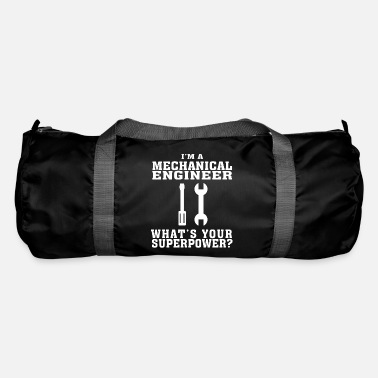 Electrics Bestseller Mechanical Engineer Tshirt, Funny Quote - Duffle Bag