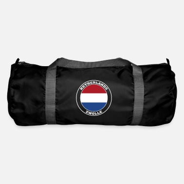 Holland Zwolle Netherlands Flag Zwolle Holland - Duffle Bag