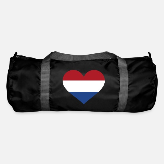 Travel Bags & Backpacks - Netherlands - Duffle Bag black