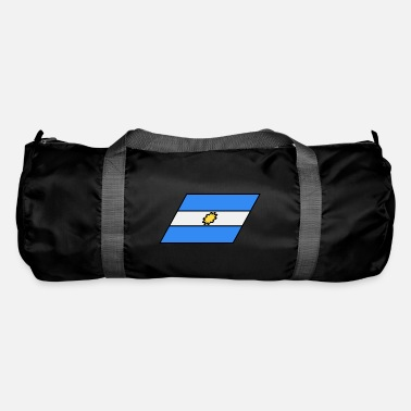 Schland Argentina country flag design - Duffle Bag