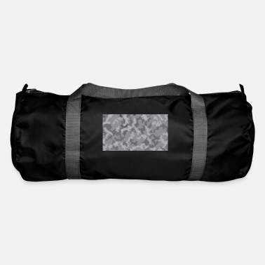 Camoflage Snow Camoflage Digitalized - Duffle Bag