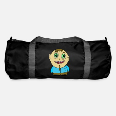 Funny Pictures funny cartoon character funny pictures - Duffle Bag