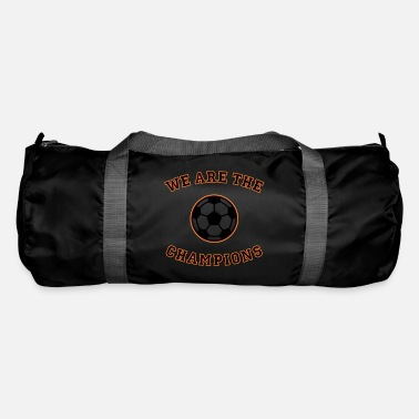 Schland We are the champions (black - red - gold) - Duffle Bag