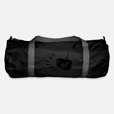 Radio Radio - Duffle Bag