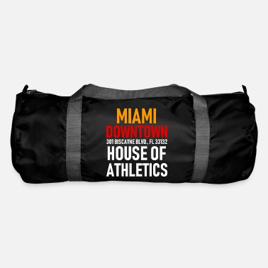 Football Centre-ville de Miami - House of Athletics - Floride - Sac de sport