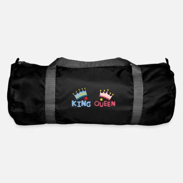 King Queen King and queen - Duffle Bag
