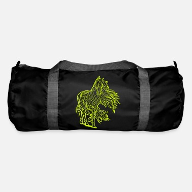 Celtic Knot Celtic Horse Knot Epona Sleipnir Mythology - Duffel Bag