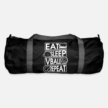 Ensemble Mangez Sommeil Vball Repeat Volleyball Gift - Sac de sport