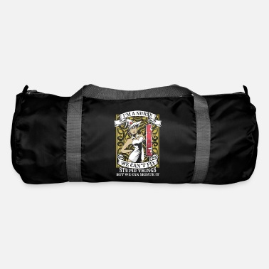 Nurse Presents Funny Nurse Funny Present - Duffle Bag