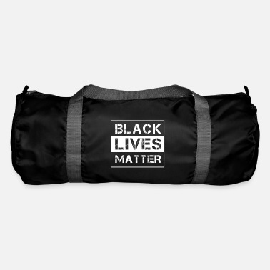 Black Equality BLM protest (Black Lives Matter) - Duffle Bag