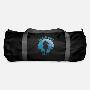 Scuba Scuba Seahorse Zoo Aquarium Daughter Son Scuba - Borsa sportiva