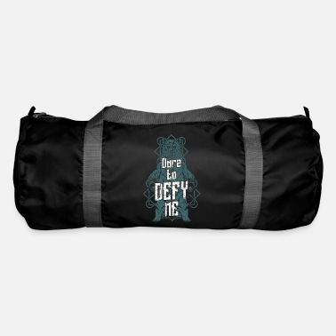 Asap Rocky Grizzly Brown Bear Bear Gift Wild Life - Duffle Bag